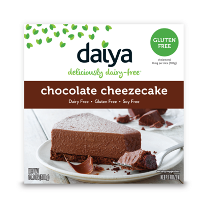Daiya Chocolate CheezeCake(vegan)
