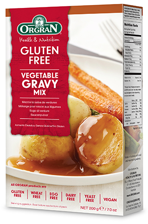 Orgran Vegetable Gravy Mix (200g/pack)(vegan)