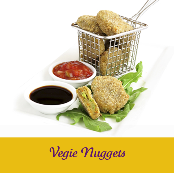 Vegie Magic Vegie Combo Nuggets (50pcs/pack)(vegan)Pre-Order