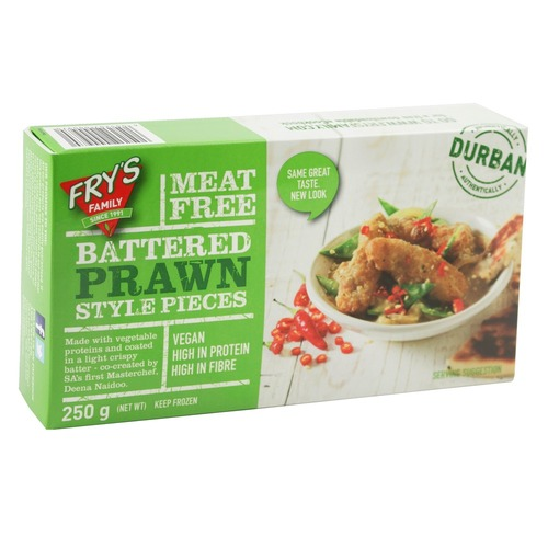 Fry's Battered Prawn Style Pieces Pre-Order (250g/pack)(vegan)