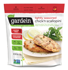 Gardein Chick'n Scallopini (4pcs/pack)(vegan)