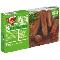 Fry's Traditional Sausages (8pcs/pack)(vegan)