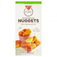 Fry's Rice Protein and Chia Nuggets (240g/pack)(vegan)